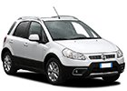Stěrače Fiat Sedici
