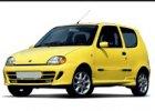 Doplňky Fiat Seicento