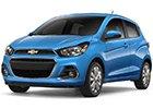 Boční lišty dveří Chevrolet Spark