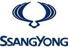 Boční ochranné lišty na dveře Ssang Yong