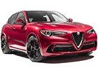 Vana do kufru Alfa Romeo Stelvio