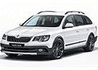 Plachty na auto Škoda Superb