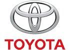 Nosiče kol na zadní dveře Toyota