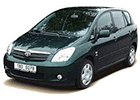Gumové koberce Toyota Corolla Verso