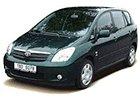 Střešní nosiče a příčníky pro Toyota Corolla Verso