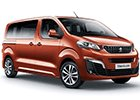 Doplňky Peugeot Traveller