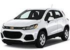 Boční lišty dveří Chevrolet Trax