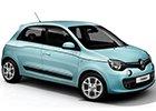 Vana do kufru Renault Twingo