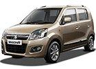 Boční lišty dveří Suzuki Wagon R+