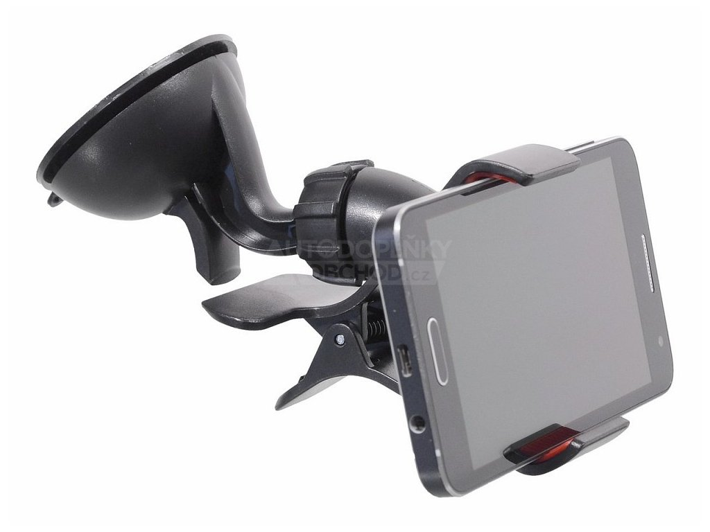 Držák telefonu / GPS na přísavku CLIPS