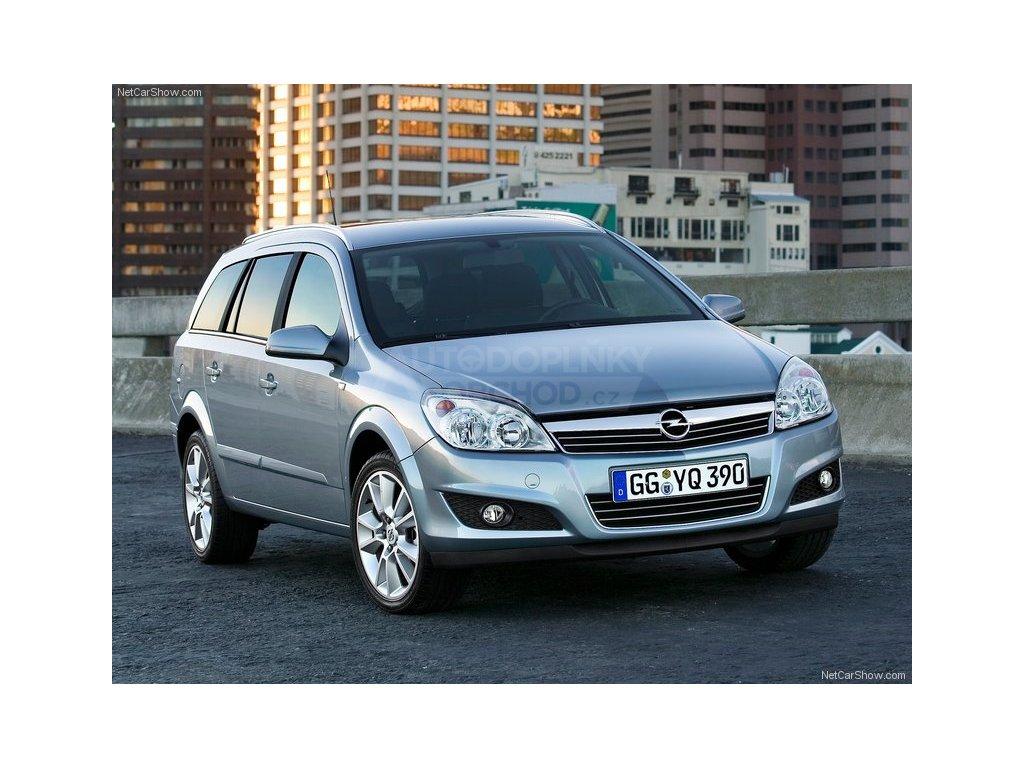 Thule Dachträger Opel Astra : st e n nosi e opel astra h 2007 2009 combi na ~ Jslefanu.com Haus und Dekorationen