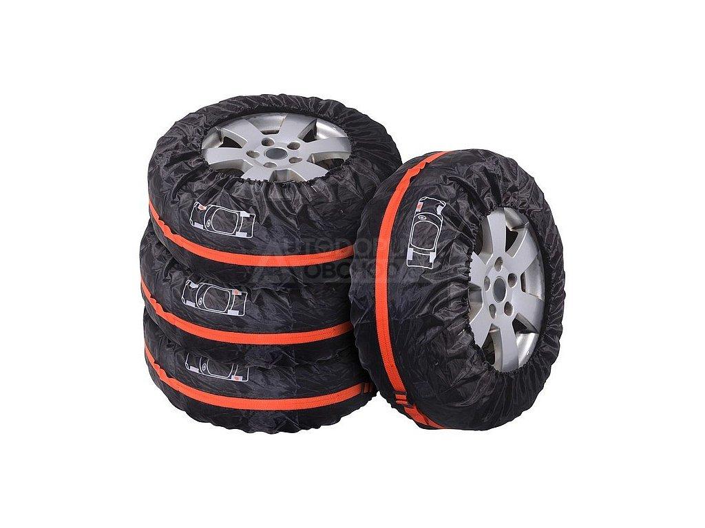 Návlek na pneu, v sadě 4 ks