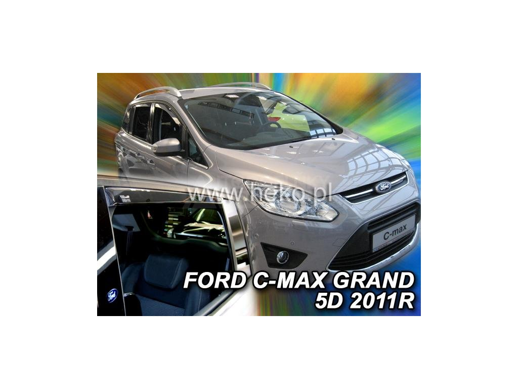 ofuky oken ford grand c max 2010 2018 zadn. Black Bedroom Furniture Sets. Home Design Ideas
