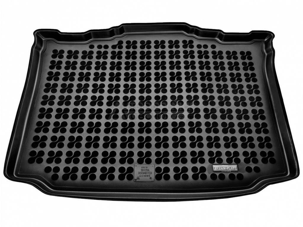 Vana do kufru Škoda Roomster 2006-2015 • gumová • zvýšený okraj