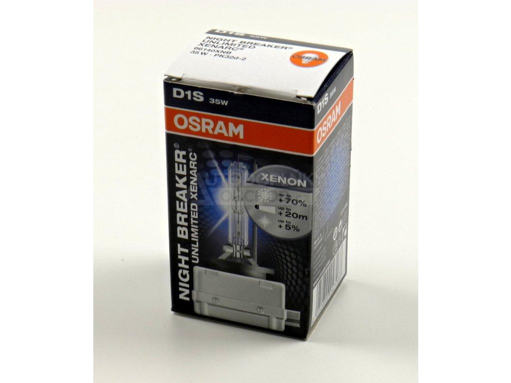 xenonov v bojka osram d1s 12v 35w night breaker unlimited. Black Bedroom Furniture Sets. Home Design Ideas