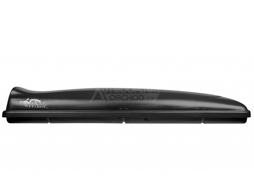 Střešní box Whale 227 • Neumann • černý antracit