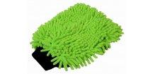Mycí rukavice MICROFIBER 2v1