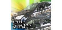 Ofuky oken Subaru Forester SJ 2013-2018 (+zadní)