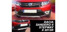 Zimní clona Dacia Sandero/Stepway II 2013-2016