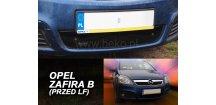 Zimní clona Opel Zafira B 2005-2007