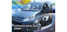 Ofuky oken Citroen Berlingo II 2008-2017
