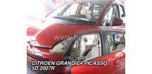 Ofuky oken Citroen C4 Grand Picasso 2006-2013 (+zadní)