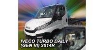 Ofuky oken Iveco Turbo Daily VI 2014-2018 OPK (krátké)