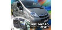 Ofuky oken Opel Vivaro A 2001-2014 OPK (krátké)
