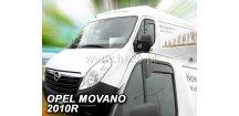 Ofuky oken Renault Master 2010-2018 OPK (krátké)