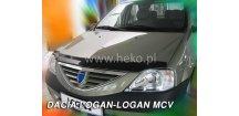 Deflektor kapoty Dacia Logan 2007-2012 MCV