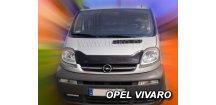 Deflektor kapoty Opel Vivaro A 2001-2014