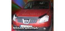 Deflektor kapoty Nissan Qashqai (J10) 2007-2013