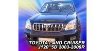 Deflektor kapoty Toyota Land Cruiser J120 2003-2009