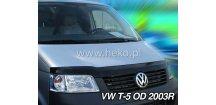 Deflektor kapoty VW T5 Transporter 2003-2009