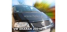 Deflektor kapoty VW Sharan 2001-2010