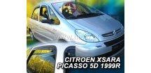 Ofuky oken Citroen Xsara Picasso 1999-2009 (+zadní)