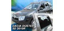 Ofuky oken Dacia Duster 2010-2017 (+zadní)