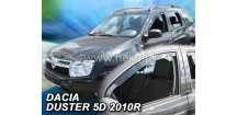 Ofuky oken Dacia Duster 2010-2017
