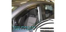 Ofuky oken Dacia Logan 2004-2012 (+zadní)