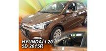 Ofuky oken Hyundai i20 II 2014-2018