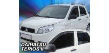 Ofuky oken Daihatsu Terios 2005-2018 (+zadní)
