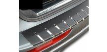 Kryt prahu pátých dveří VW Golf VII 2013-2018 Variant • nerez s karbonem