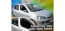 Ofuky oken Daihatsu YRV 2001-2005 (+zadní)