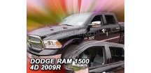 Ofuky oken Dodge Ram 2009- (+zadní)