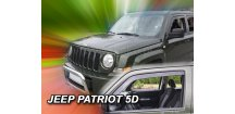 Ofuky oken Jeep Patriot 2007-2017