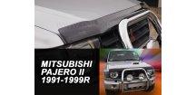 Deflektor kapoty Mitsubishi Pajero II 3/5D 1991-1999
