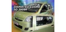 Ofuky oken Daihatsu Cuore VIII 2007-2018 (+zadní)