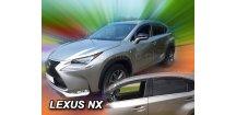 Ofuky oken Lexus NX 2014-2018 (+zadní)