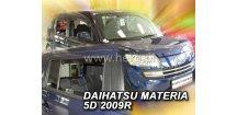 Ofuky oken Daihatsu Materia 2006- (+zadní)