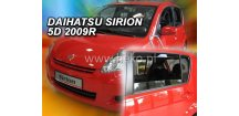 Ofuky oken Daihatsu Sirion 1998-2002 (+zadní)